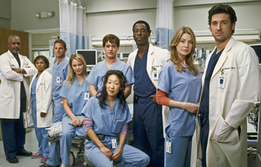 Sinopsis Grey´s Anatomy