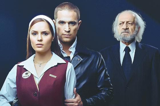 Actores el fantasma del gran hotel