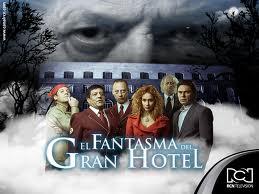Los malos del fantasma del gran hotel