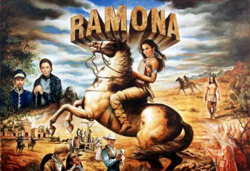 Ramona afiche oficial