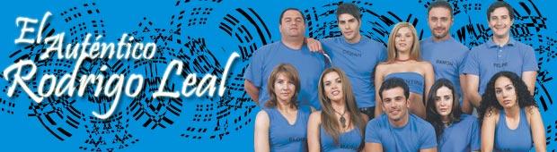 Afiche Rodrigo Leal