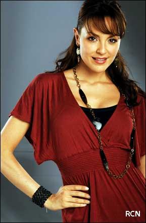 Carolina Gomez protagonista