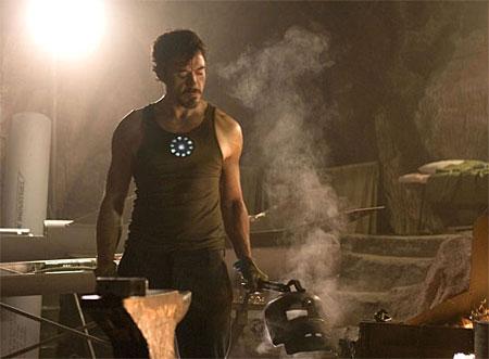 Construyendo Iron Man