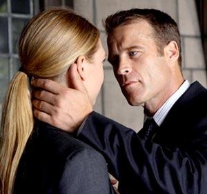 Olivia y John