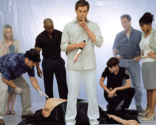 Elenco Dexter