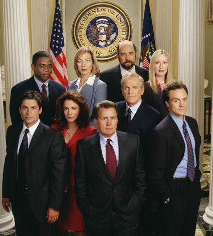 Elenco de The West Wing