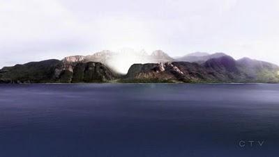 Isla de Lost desaparece