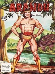 Arandú el príncipe de la selva