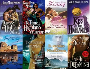 Serie: Highlanders Mágicos