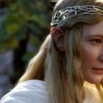 Catherine Élise Blanchett el señor de los anillos