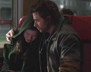 Logan y Picara X-men