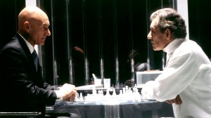 Magneto y Xavier X-men
