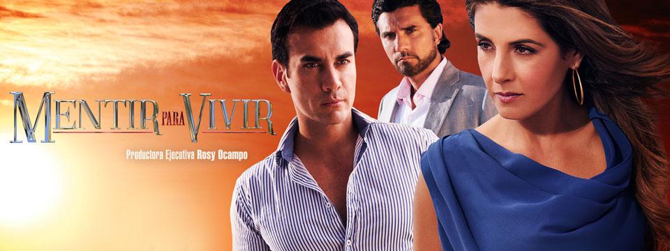 ¡Televisa se plagia titulo! MentirVivir1