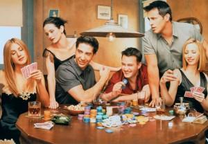 Friends: Una serie de amigos para amigos