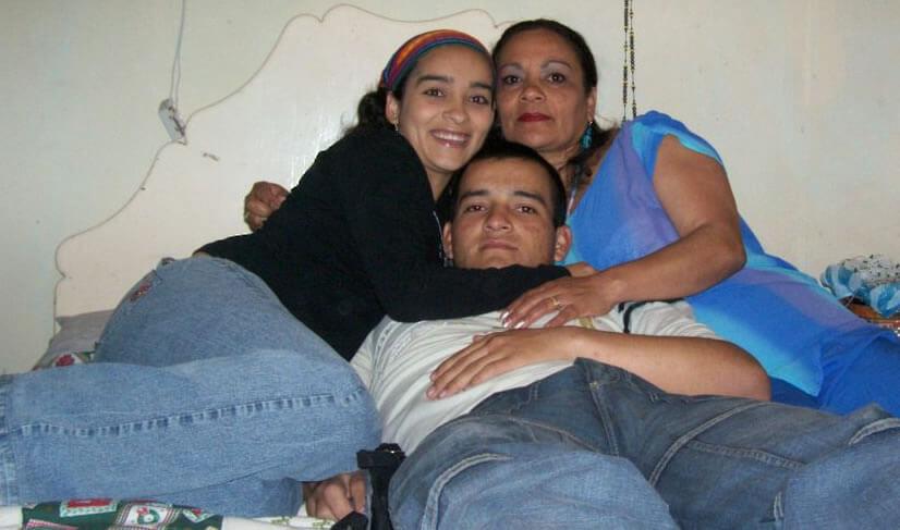 Diana Victor y Mama