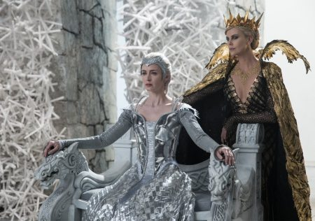El Cazador y la Reina de Hielo 1