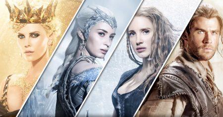El Cazador y la Reina de Hielo 3