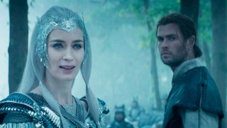 El Cazador y la Reina de Hielo 5
