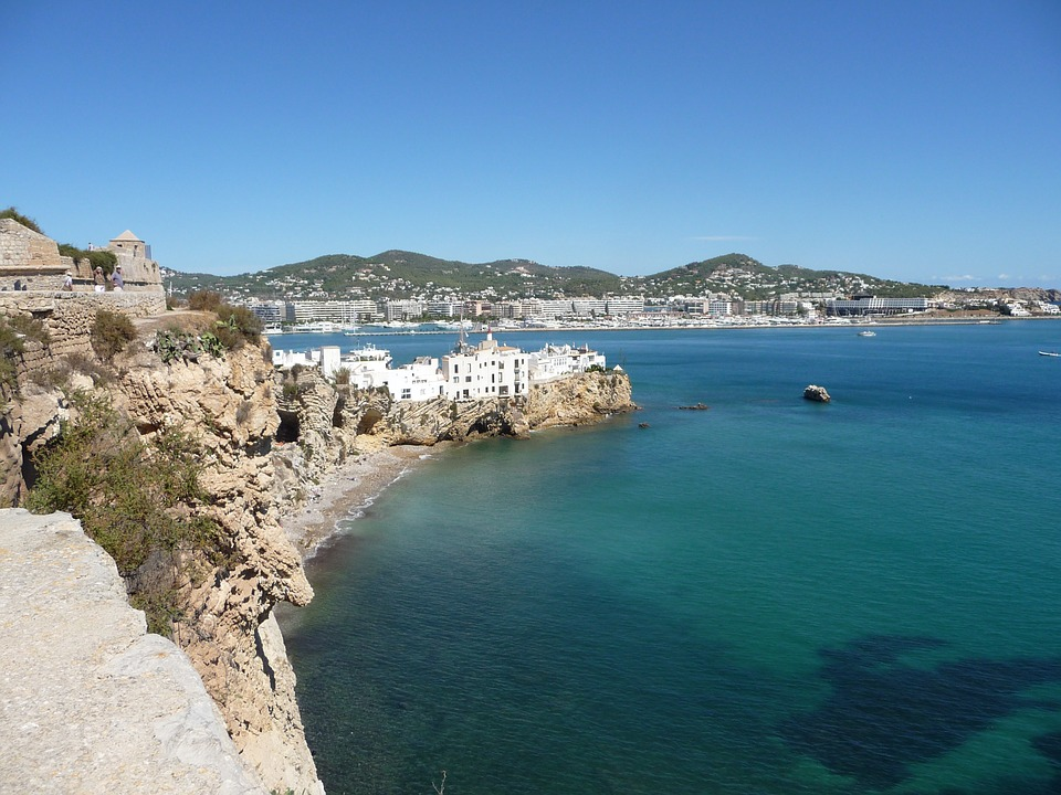 Ibiza un lugar de pelicula