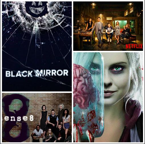 Series 2018 Netflix