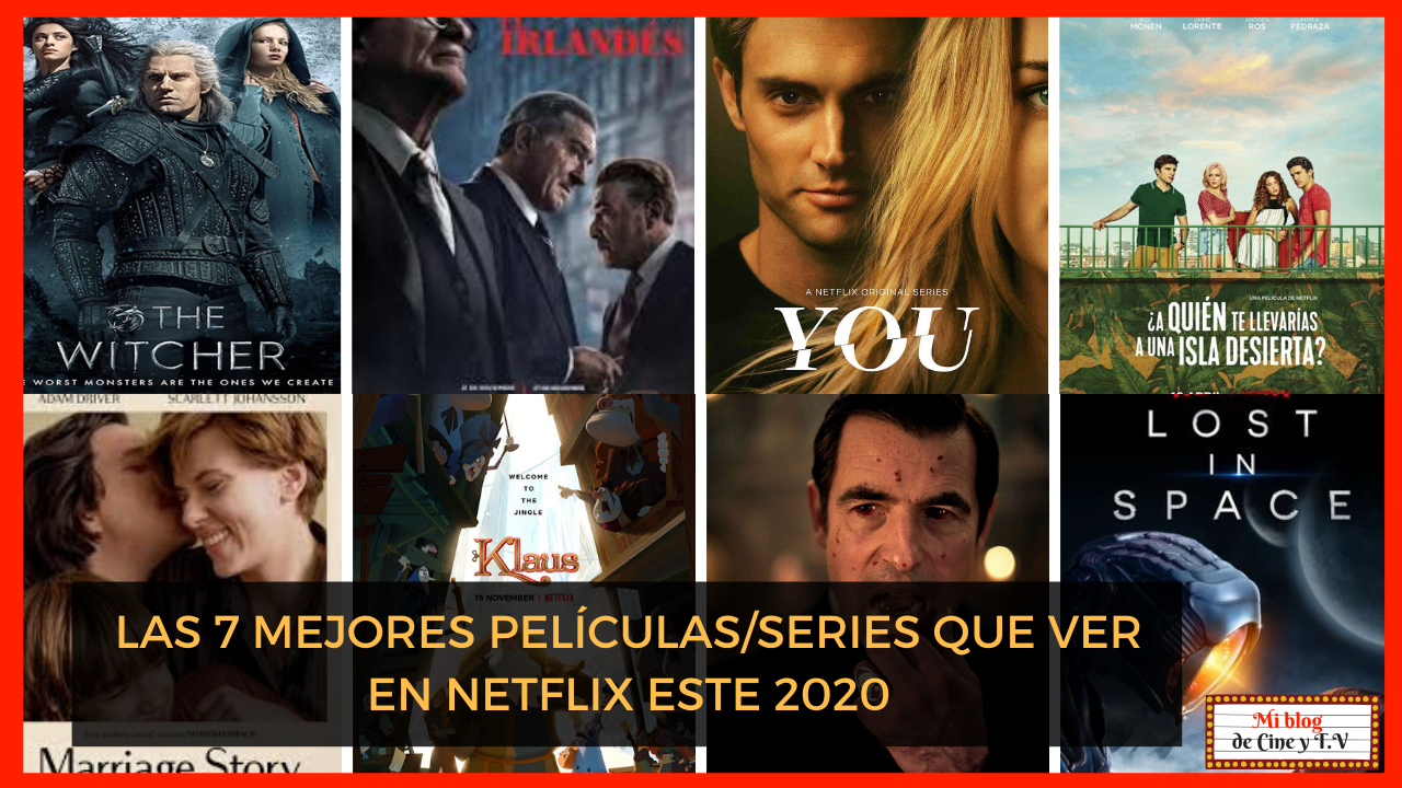 Peliculas-Series 2020